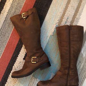 Eddie Bauer women's riding boots